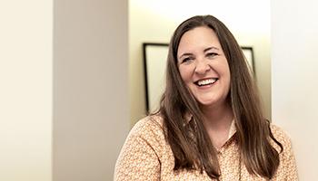 Elizabeth Smith, Rhea+Kaiser Senior Account Supervisor, PR