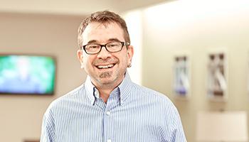 Mike Hurt, Rhea+Kaiser Associate Media Director