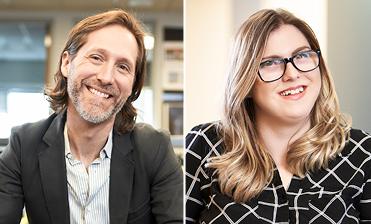 News - Melissa Sears and Paul MacNerland