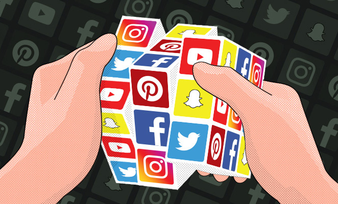 Farmers use of social media