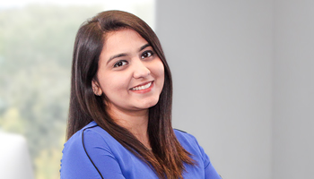 Afsha Iqbal - Digital Traffic Coordinator