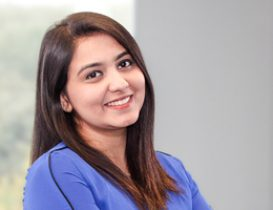Afsha Iqbal - Digital Traffic Coordinator
