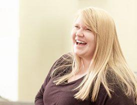 Michelle Nickrent, Rhea+Kaiser Assistant Account Manager, PR